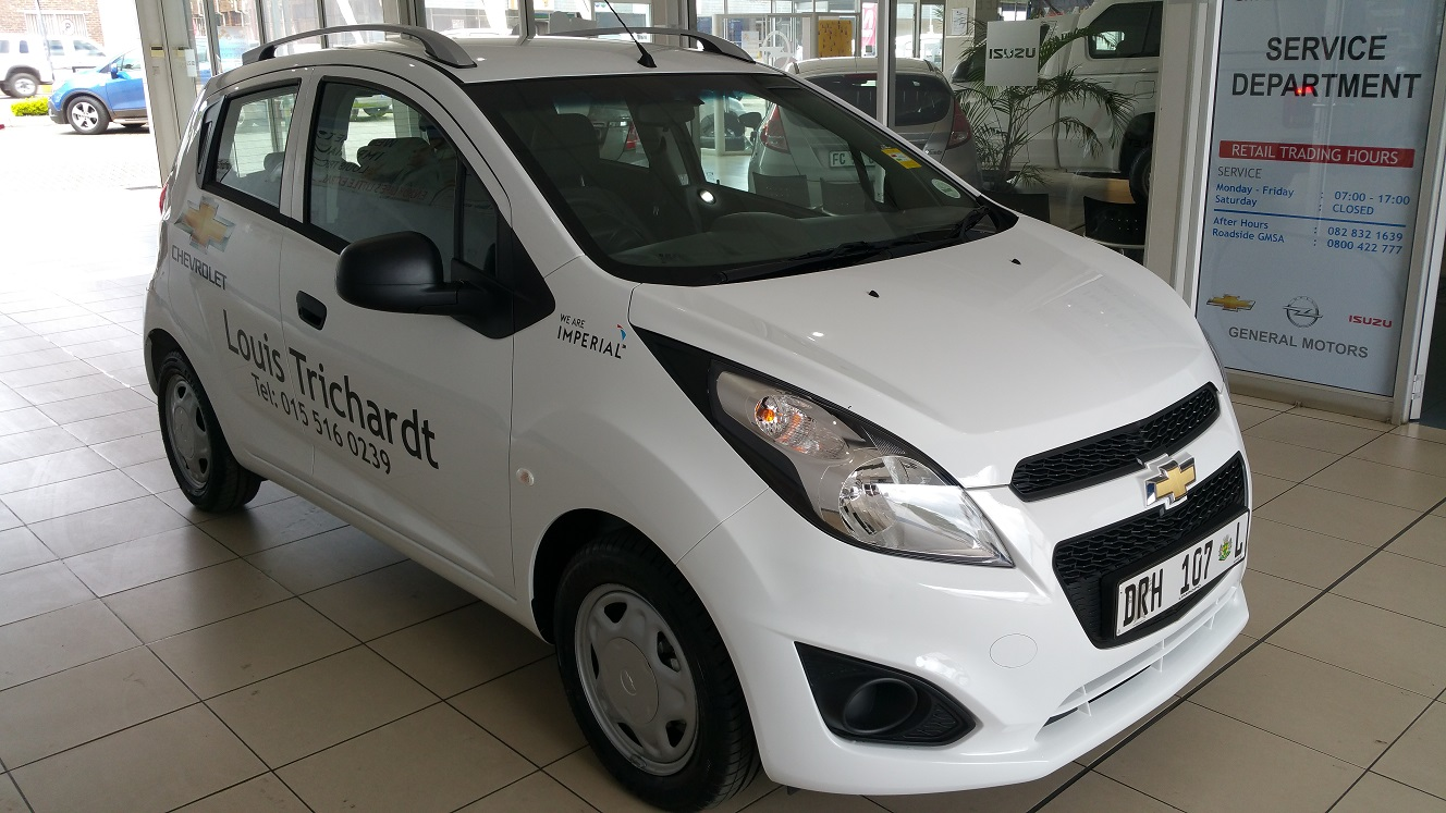 2017-02-21 12:00:00 AM CHEVROLET SPARK 1.2 L 5Dr