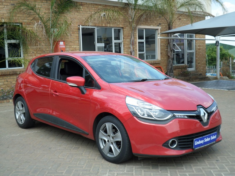 2014 RENAULT CLIO IV 900 T EXPRESSION 5DR (66KW)