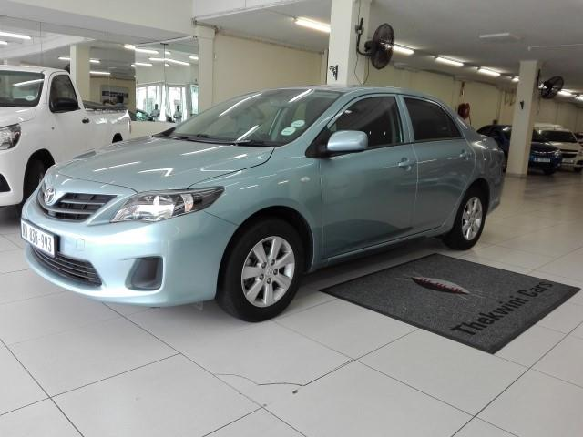 cars toyota corolla quest 1 6 plus was listed for r209. Black Bedroom Furniture Sets. Home Design Ideas
