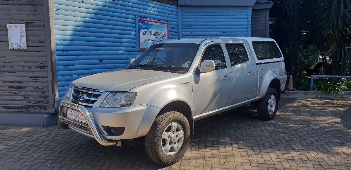 2011 Tata Xenon 2.2L DLE double cab