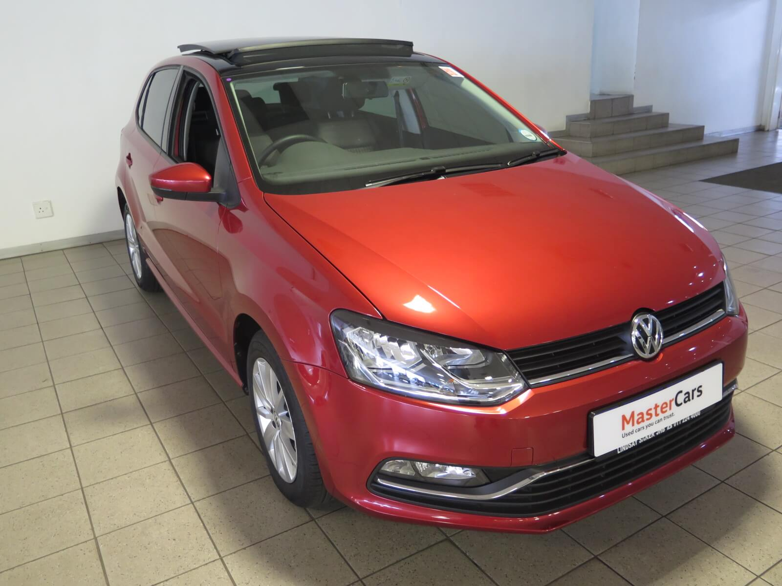 Vw Polo Vivo Automatic For Sale In Cape Town