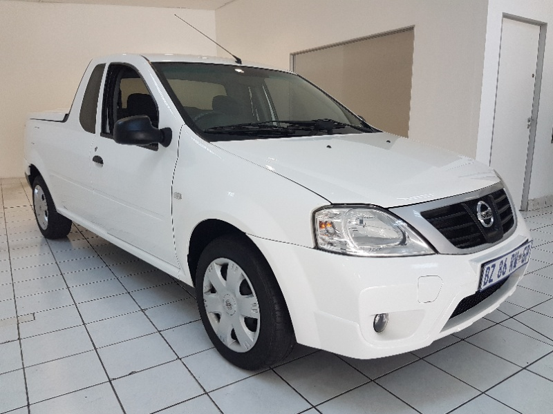 2012 NISSAN NP200 1.6  A/C SAFETY PACK P/U S/C
