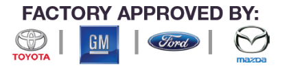 Factory approved by