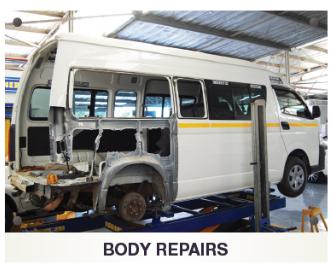 Body Repairs