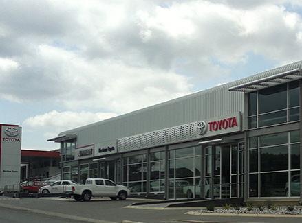 MMG Toyota Estcourt