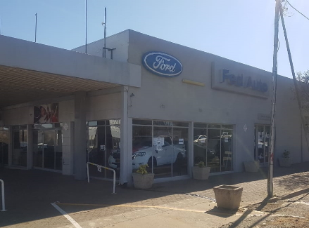MMG Ford Harrismith