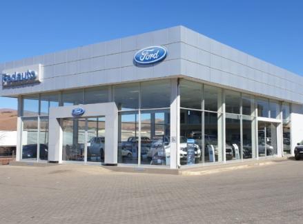 MMG Ford Kokstad