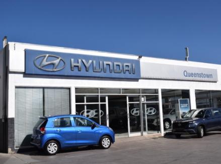 MMG Hyundai Queennstown