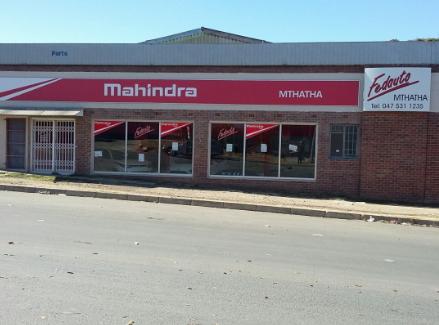 MMG Mahindra Mthatha