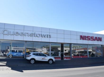 MMG Nissan Queenstown