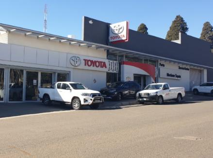 MMG Toyota Frankfort