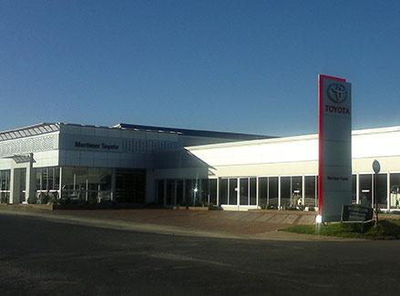 MMG Toyota Harrismith
