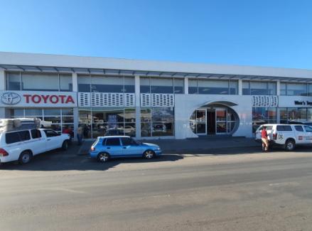 MMG Toyota Queenstown