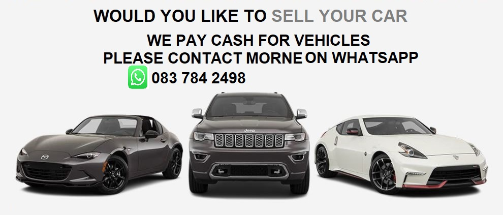 Would you like to sell your car
