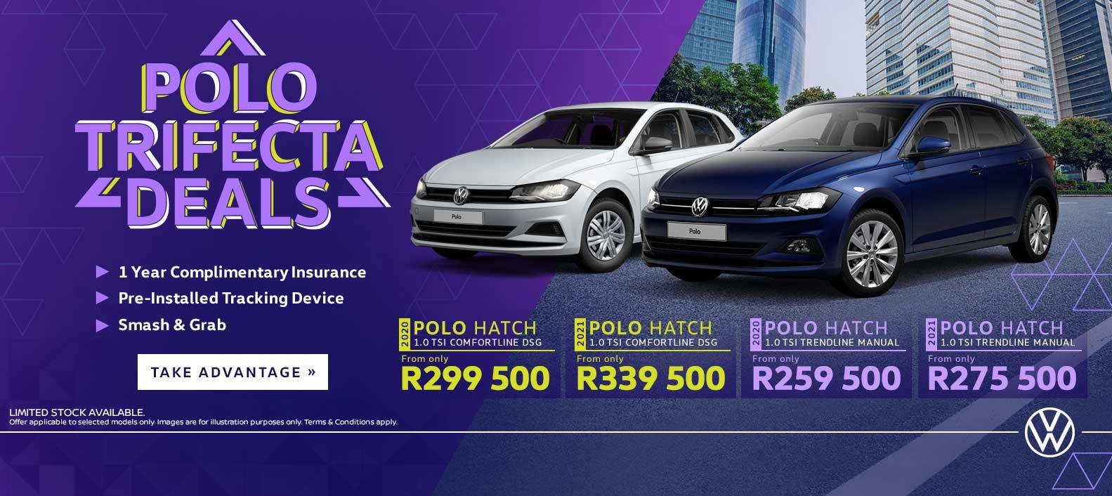 Polo Trifecta Deals