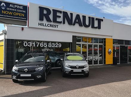 Alpine Renault Hillcrest