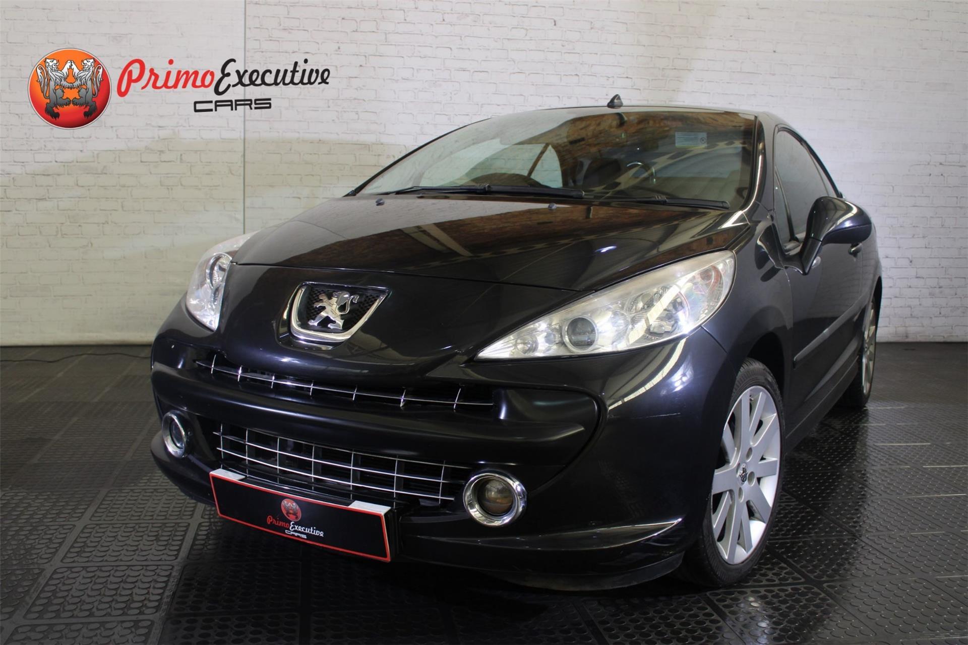 Peugeot 207cc 1.6 16v VTi