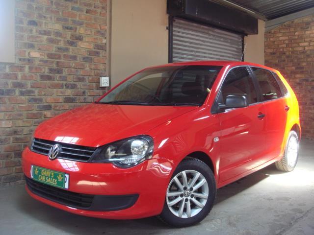 Volkswagen Polo Vivo 1.4 2012