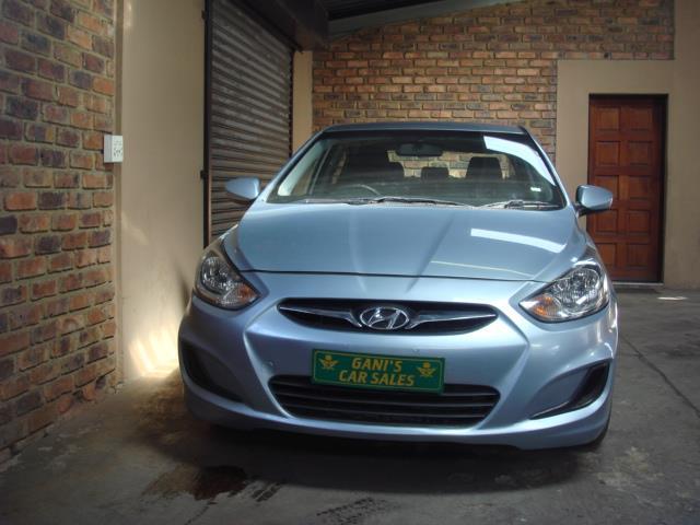 Hyundai Accent 1.6 2012