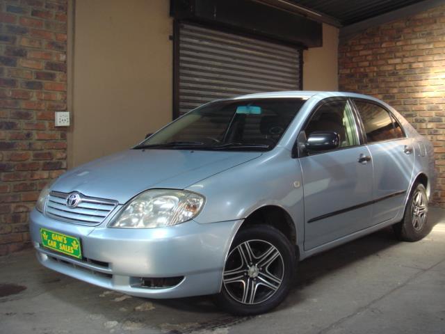Toyota Corolla 140I 2006