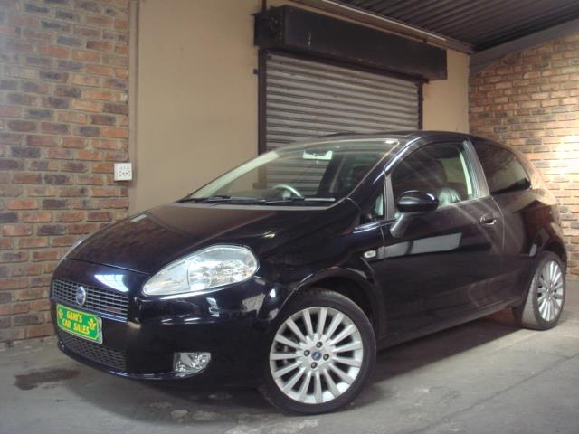 Fiat Grande Punto 1.9 2007
