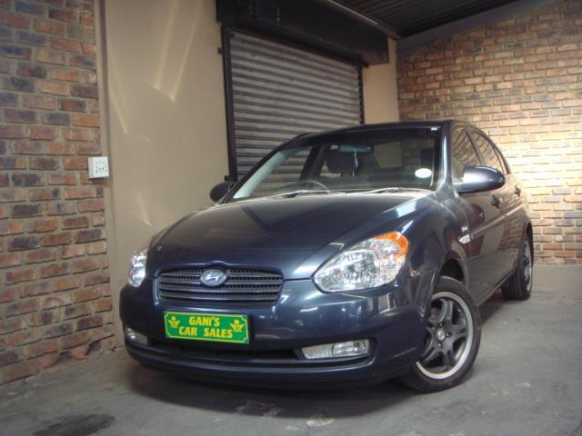 Hyundai Accent 1.6 2008