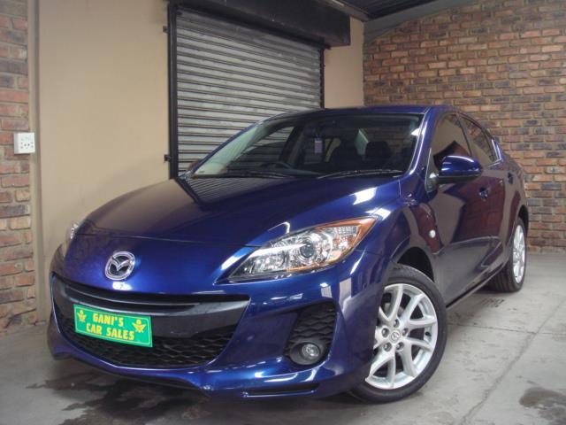 Mazda 3 1.6 2012