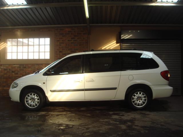 Chrysler Grand Voyager 2.8 2006