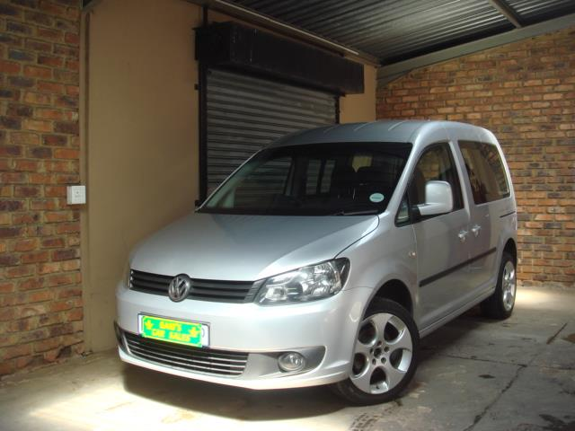 Volkswagen Caddy 2.0 2011
