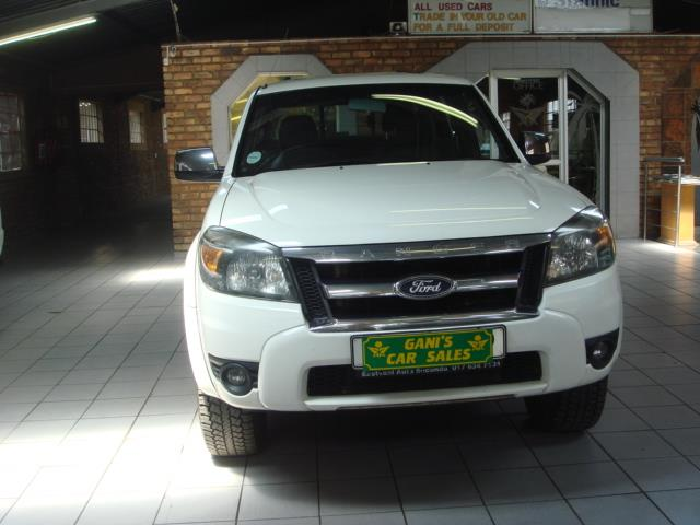 Ford Ranger 3.0Tdci Hi Trail Xle 2010