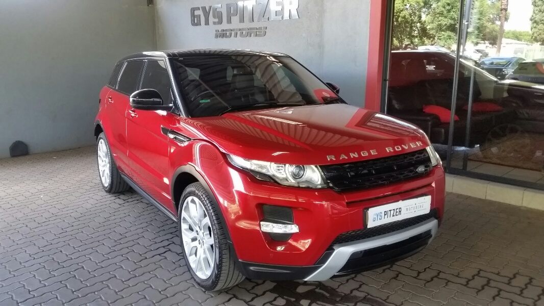 Land Rover EVOQUE 2.2 2014