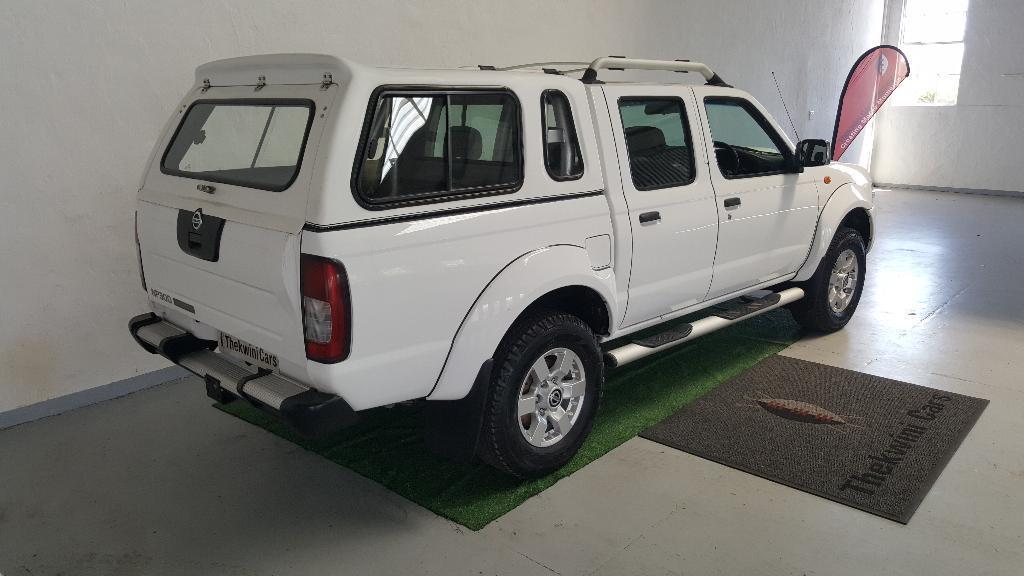 2013 Nissan Hardbody 2.5 Tdi Hirider P/U D/C (K24) Image3