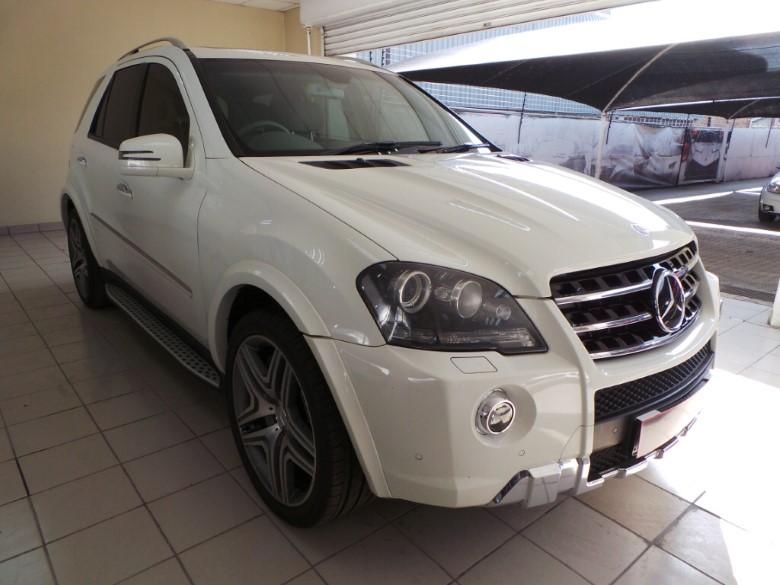 Mercedes-Benz ML63 AMG Premium Edition