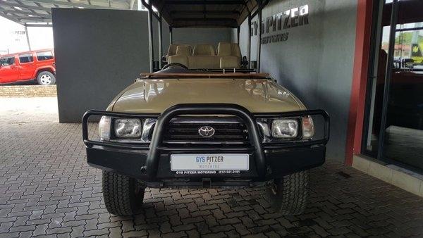 Toyota Hilux 2700I 1998