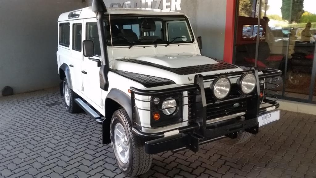 Land Rover DEFENDER 2.2D 2011