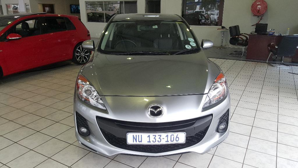2014 Mazda 3 1.6 Sport Dynamic Image4