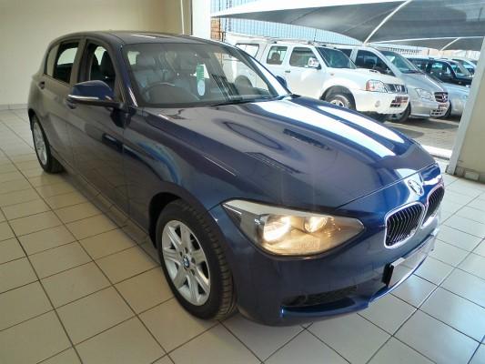 BMW 116i 5-door auto
