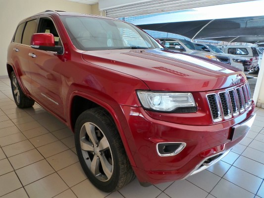 Jeep Grand Cherokee 3.0CRD Overland