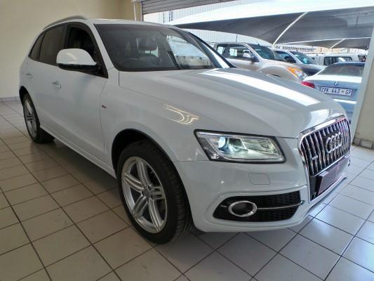 Audi Q5 2.0 TDI S quattro S tronic