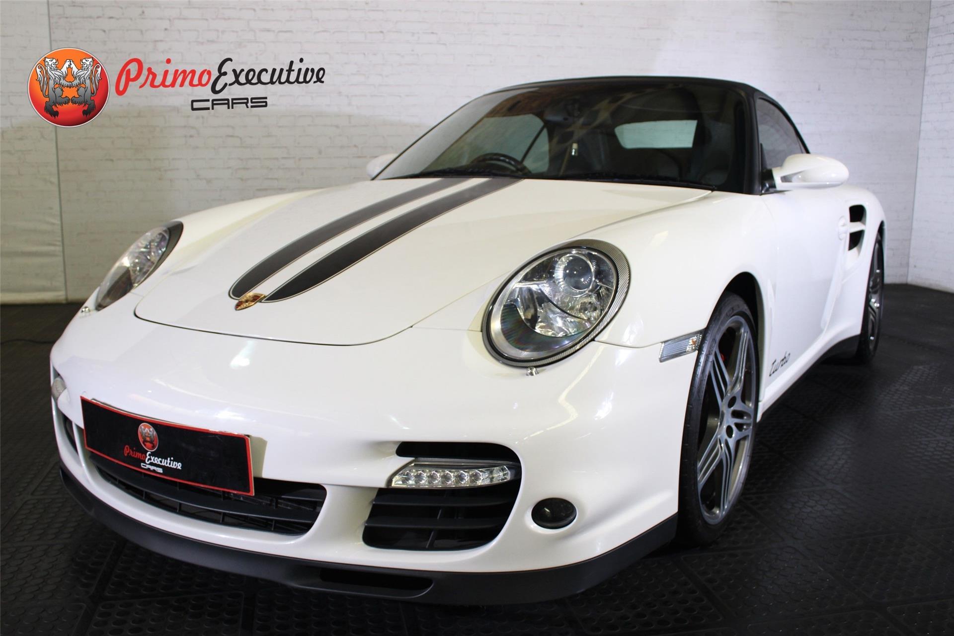 Porsche 911 Turbo Cabriolet Tiptronic