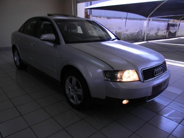 Audi A4 1.9TDi 6sp