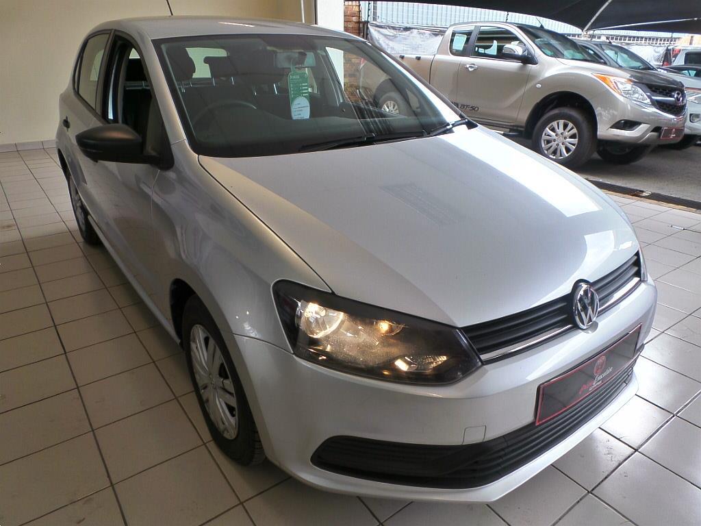 Volkswagen Polo Hatch 1.2 TSI Trendline