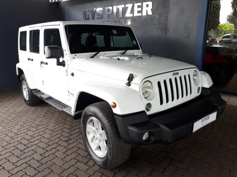 Jeep Wrangler 2.8 2014