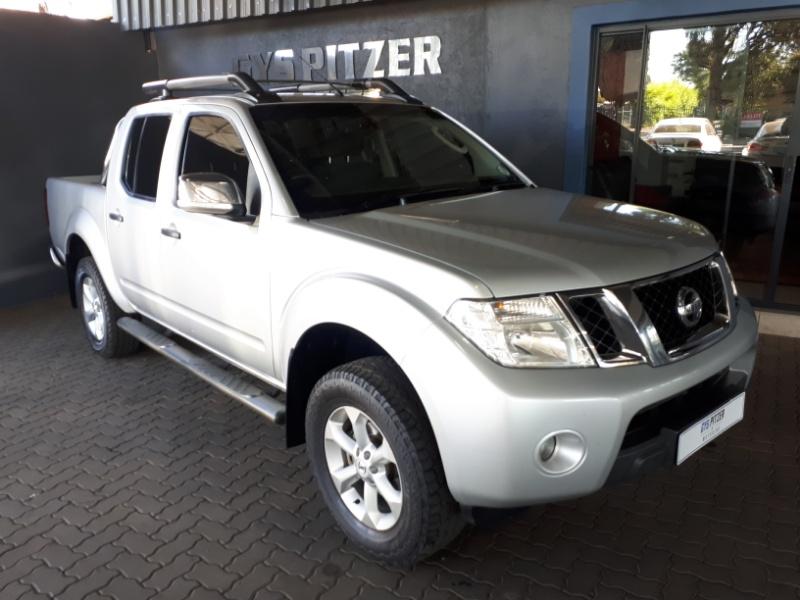 Nissan Navara 2.5 2014