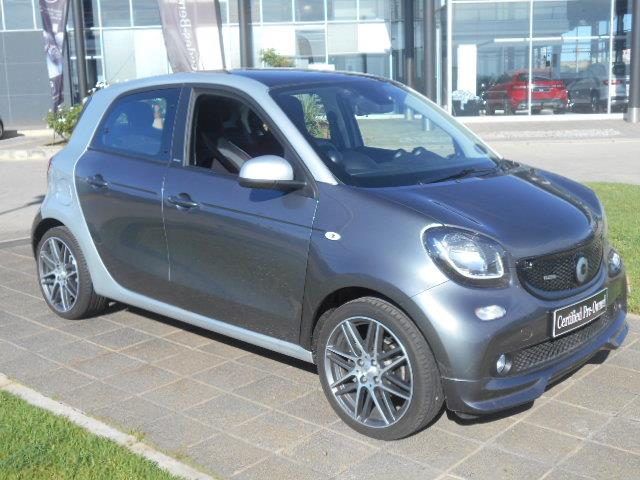 2018 SMART FORFOUR BRABUS DCT (80KW)