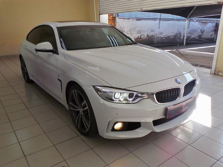 BMW 435i Gran Coupe M Sport