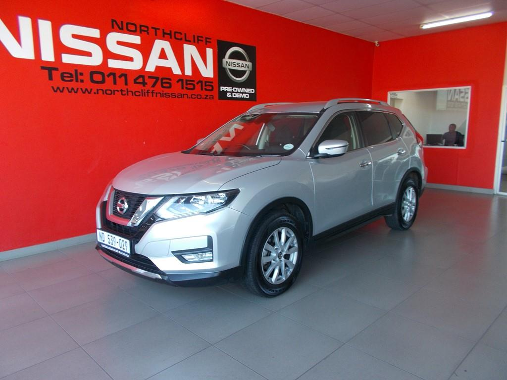 cars nissan x trail 2 5 4x4 acenta for sale in durban. Black Bedroom Furniture Sets. Home Design Ideas