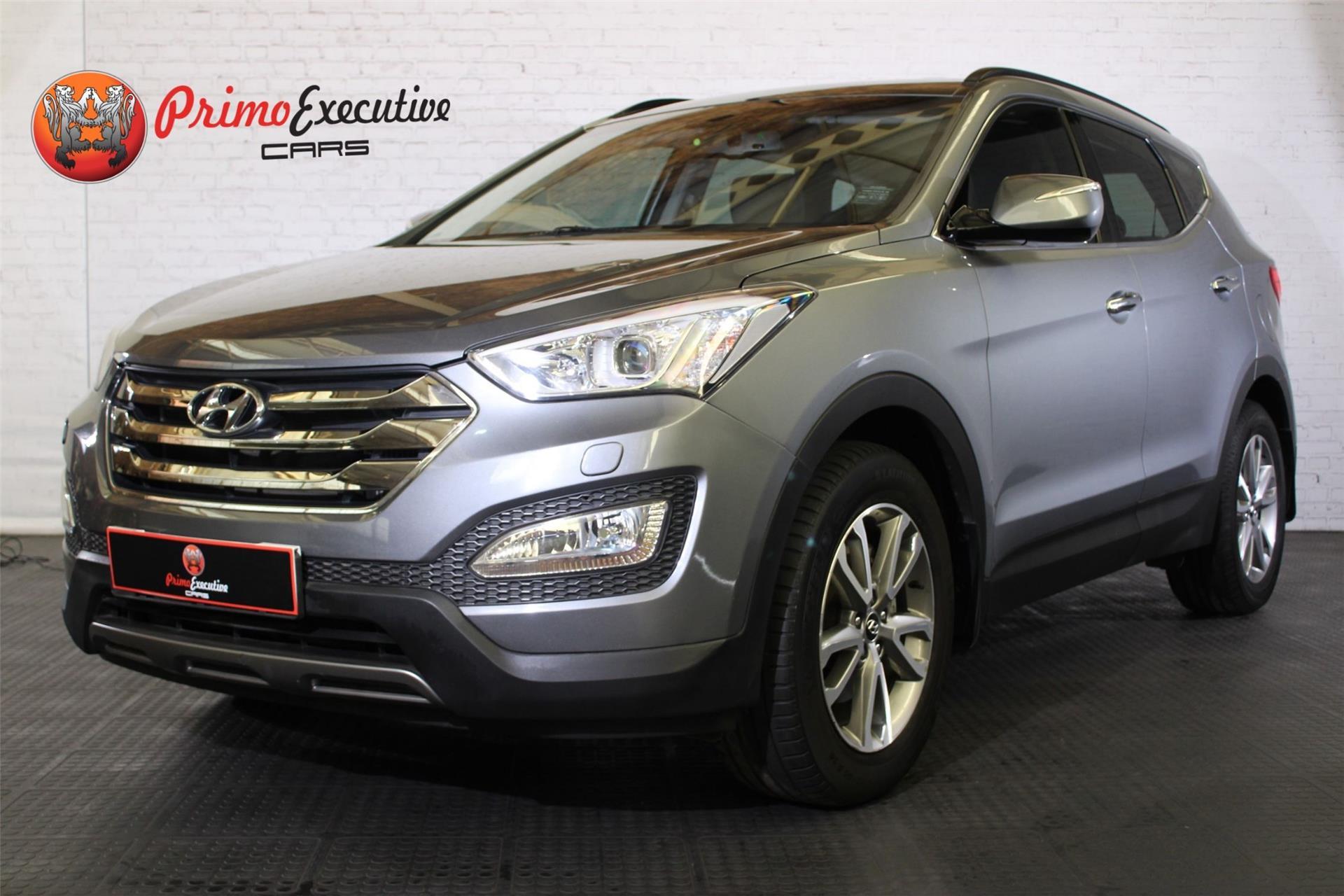 Hyundai Santa Fe 2.2CRDi 4WD Elite