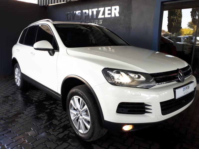 Volkswagen TOUAREG 3.0 2012