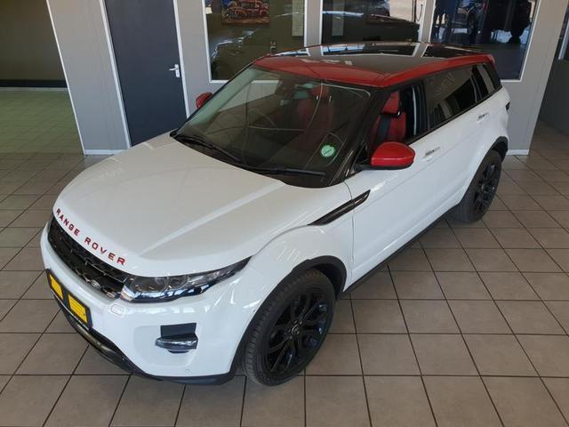 Land Rover EVOQUE 2.2 2015